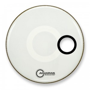 Aquarian RSM 20B White naciąg do centrali 20""
