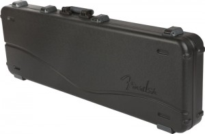 Fender Deluxe Molded Futerał do gitary basowej ABS