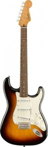 Squier Classic Vibe 60's Strat LRL 3TS