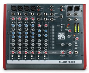 ALLEN & HEATH ZED10 mikser audio