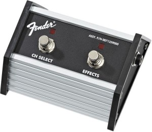 Fender 0071359000 Footswitch 2-Button