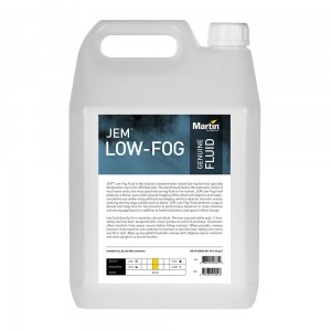 Martin JEM Low-Fog Fluid 5l. płyn do dymu