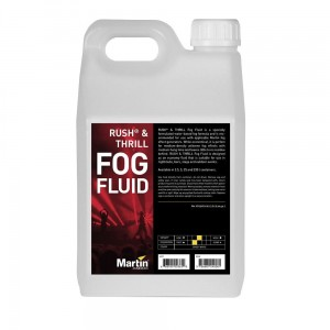 Martin Rush & Thrill Fog Fluid 5l. płyn do dymu