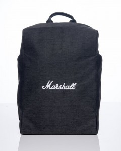 Marshall Cityrocker Black/White plecak