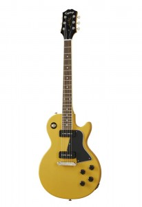 Epiphone Les Paul Special TV Yellow Gitara elektr