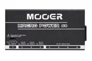Mooer MPS 8 Macro Power zasilacz do efektów
