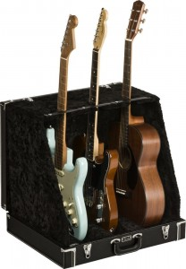 Fender Classic Series Case Stand 3 Black