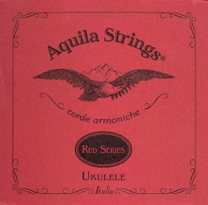 Aquila U RS 86U struny do ukulele koncert low-G