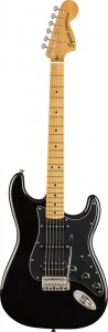 Squier Classic Vibe 70's Stratocaster HSS MN BLK