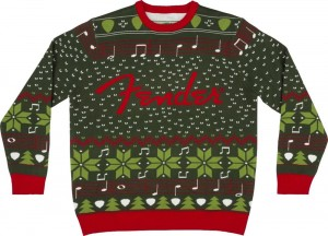 Fender 9190174406 Ugly Christmas Sweater M