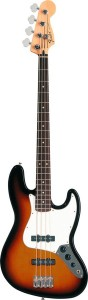 Fender Standard Jazz Bass RW Brown Sunburst