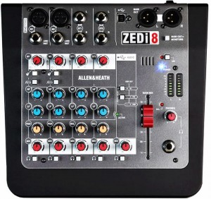 ALLEN & HEATH ZED I8 mikser audio