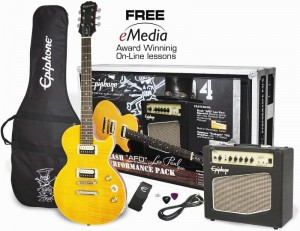 Epiphone Slash AFD LP Special II Performance Pack