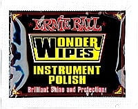 Ernie Ball 4248 Wonder Wipes Instrument Polish