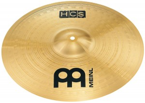 "Meinl HCS16C - 16"" Crash"