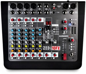 ALLEN & HEATH ZEDi 10FX mikser audio