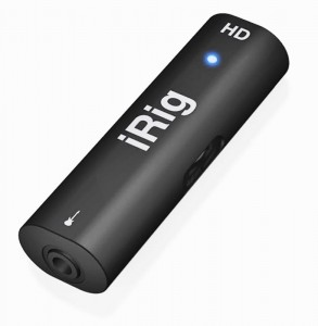 IK Multimedia iRig HD interfejs audio