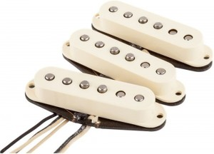 Fender Original 57/62 Strat Pickups set